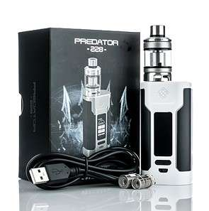 Wismec Predator Starter Kit Review