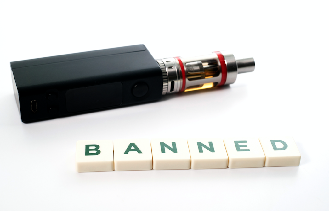 The Latest on Vaping in Public Bans