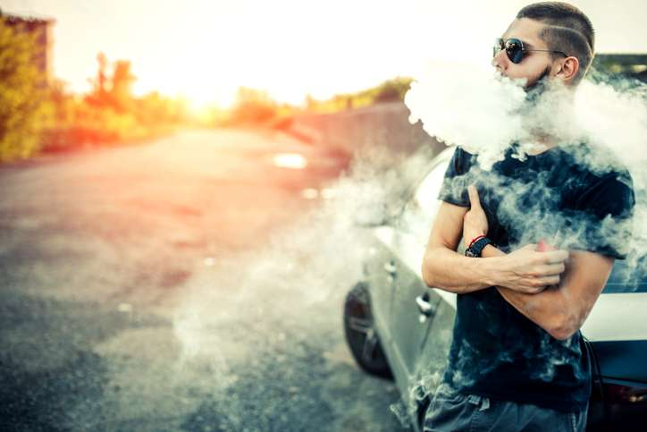 car culture and vaping