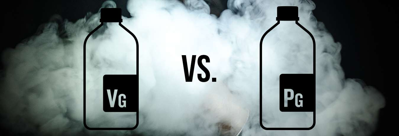 PG vs VG & How Each Affects Your Vaping Experience