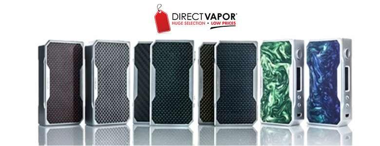 VOOPOO DRAG 157W TC Vape MOD Review - DIRECTVAPOR