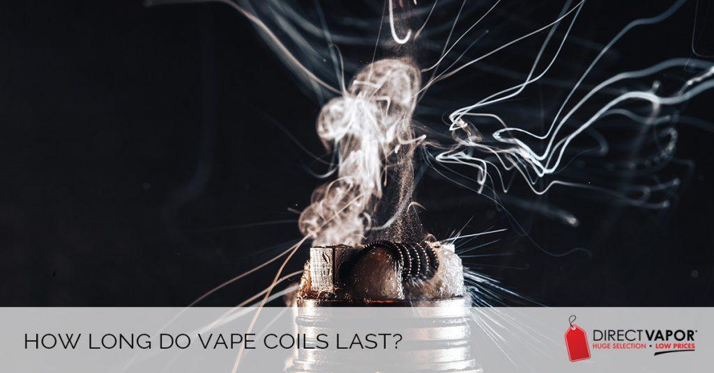 Lifespan of Vape Coils