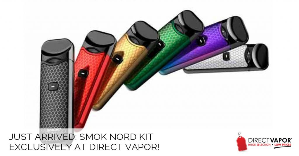 Smok Nord Kit Exclusive