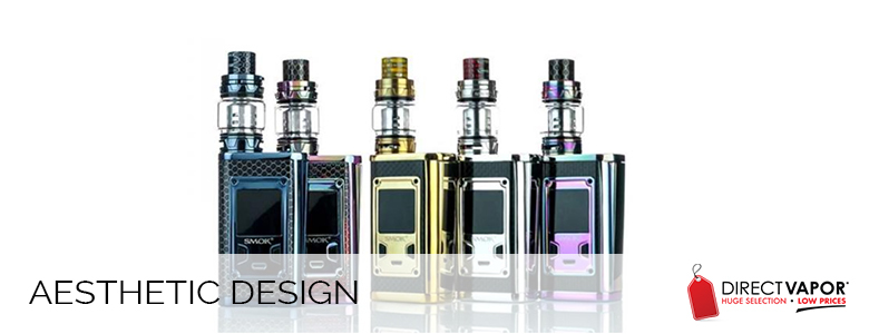 SMOK Majesty Luxe Design Review