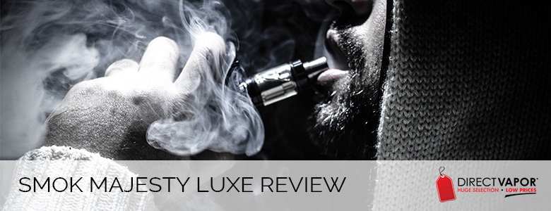 SMOK Majesty Luxe Review