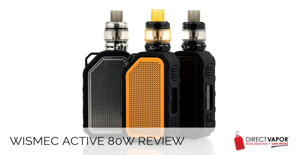 Wismec Active 80W Review