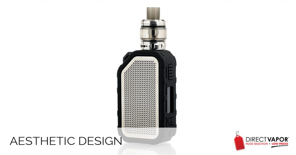 Design Review of the Wismec Active