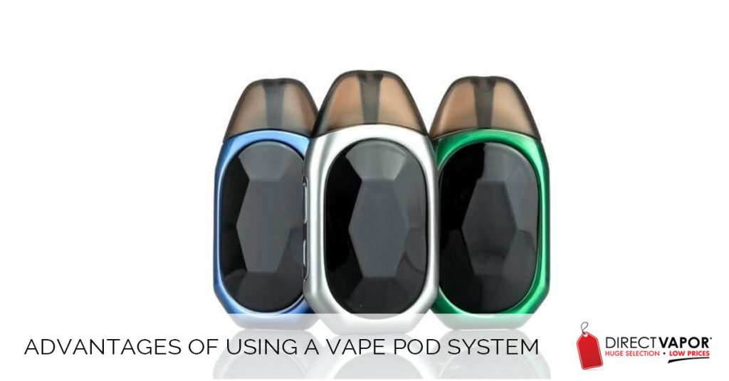 What is a Vape Pod System? A Beginner's Guide | DIRECTVAPOR
