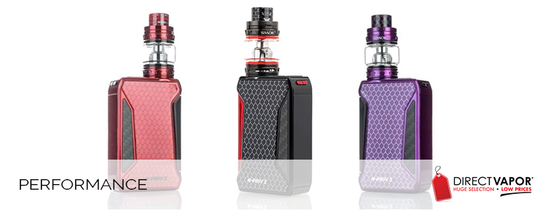 Smok H-Priv Performance