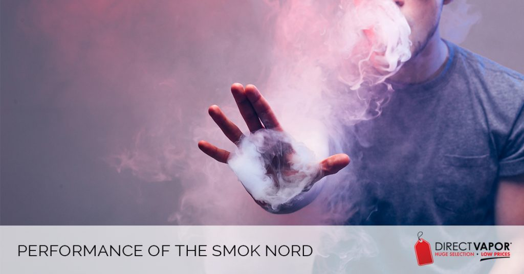 Performance of the Smok Nord