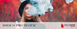 Smok H Priv TC Review
