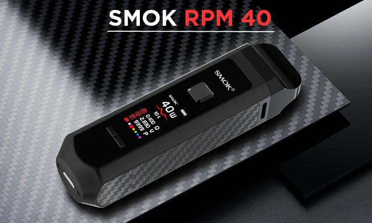 Smok RPM40 Review