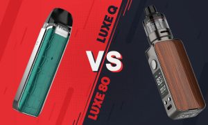 Vaproesso Luxe Q vs Luxe 80 Review