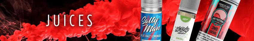 E-Liquids & Vape Juice