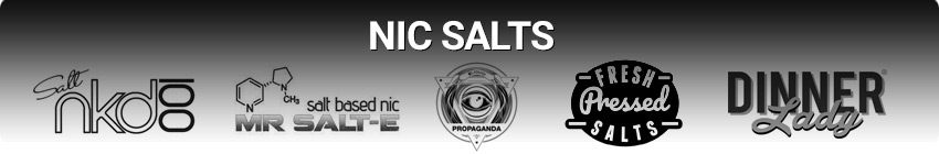 Nicotine Salts E-liquid