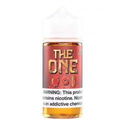 The One Apple Donut Milk by Beard Vape Co. E-Liquid (100mL)