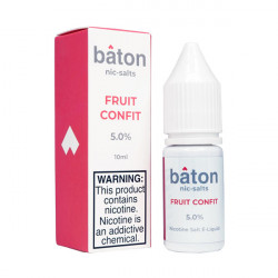 Fruit Confit Nic Salts By Baton Vapor - 10 mL