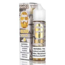 Beard Vape Co. Number #32 E-liquid