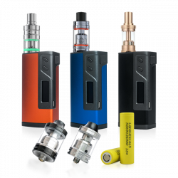 Sigelei Fuchai 213W Starter Kit Bundle