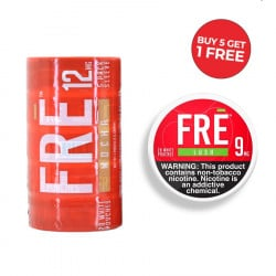 FRE NTN Mocha Roll (5 cans) w/ FREE Lush Can Bundle