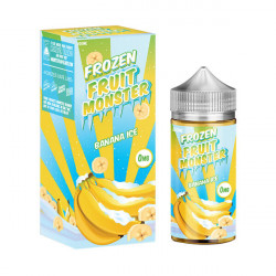 Banana Ice E-liquid by Frozen Fruit Monster - (100mL)
