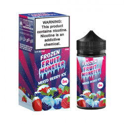 Mixed Berry Ice E-liquid by Frozen Fruit Monster - (100mL)