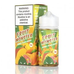 Mango Peach Guava by Fruit Monster (100mL)