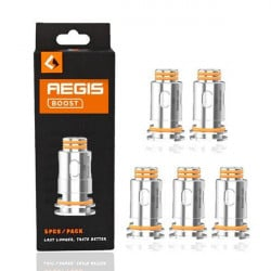 GeekVape Aegis Boost Replacement Coils_0.6 ohm