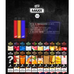 HITT MAXX V2 Disposable Vape Pen - (1 Pack)