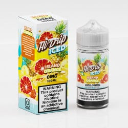 Island Orange Iced by Hi-Drip (100mL)