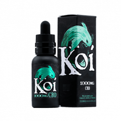 Jade Koi CBD Vape Juice (30mL)
