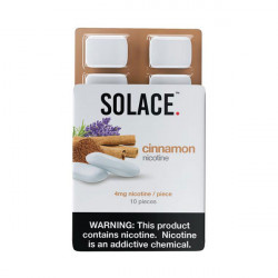 Solace Chew Cinnamon Nicotine - 4 mg - 1 Pack (10 Pcs)