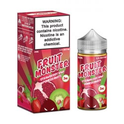 Strawberry Kiwi Pomegranate by Fruit Monster (100mL)
