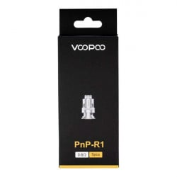 VooPoo PnP Replacement Vape Coils (5-Pack)