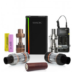 Smok X Cube Ultra Starter Kit Bundle