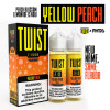Yellow Peach by Twist E-liquids - ( 2 Pack)