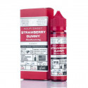 Glas Basix Strawberry Gummy E-liquid (60mL)
