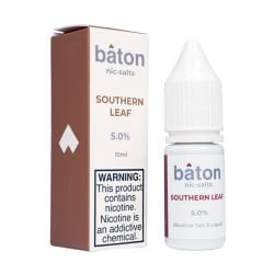 Southern Leaf Nic Salts By Baton Vapor - 10 mL