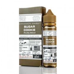 Glas Basix Sugar Cookie E-liquid (60mL)