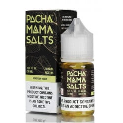 Honeydew Melon Salts by Pachamama (30mL)