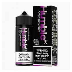 American Dream Synthetic E-Liquid by Humble
