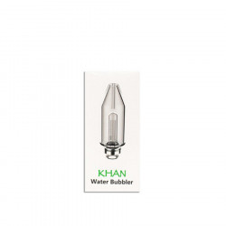 Mig Vapor Khan Dry Herb Vaporizer Glass Bubbler