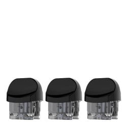 Smok Nord 50 Replacement Pod - (3 Pack)