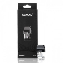 Smok Novo 3 Replacement Pod - (3 Pack)
