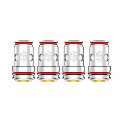 Uwell Crown V Replacement Coils- (4 Pack)