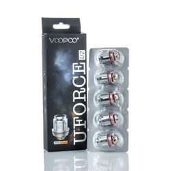 VOOPOO UFORCE Replacement Vape Coils (5-Pack)