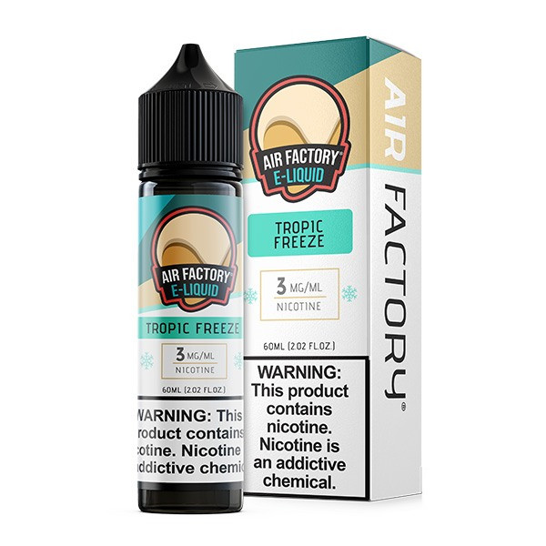 Air Factory Tropic Freeze E-liquid - (60mL)
