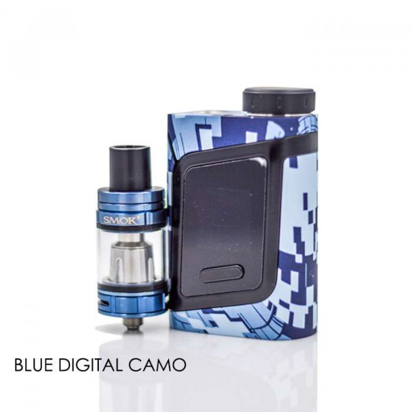 SMOK AL85 Starter Kit_BLUE DIGITAL CAMO