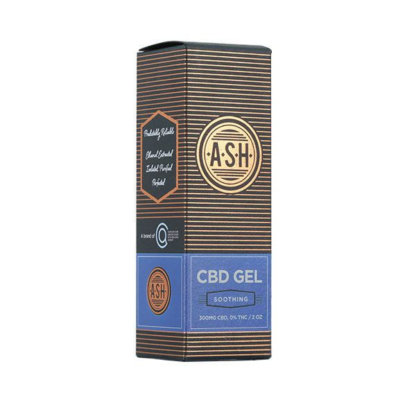 ASH CBD Soothing Gel