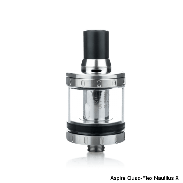 Aspire Quad-Flex Nautilus X